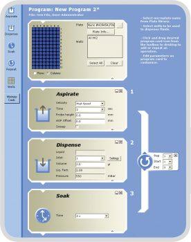 BMX 1536 software